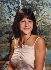 Paula Davis disappeared in 1987. In 2009 her sister found a report on NamUs about Paula's body being discovered. Courtesy Stephanie Clack