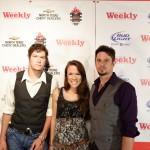 Texas Music nominees Green Light Pistol.