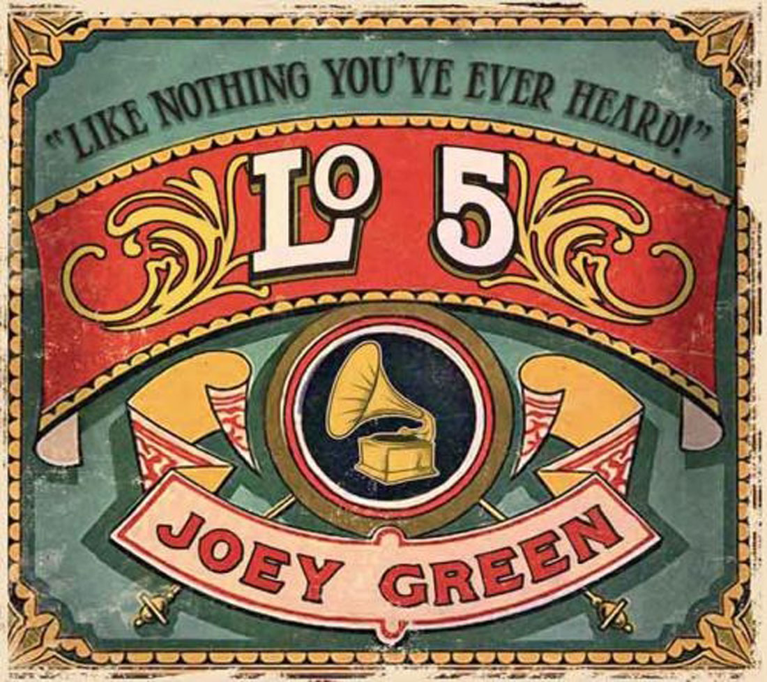 Twang rocker Joey Green's new album was produced by the guy behind records from Wilco, Steve Earle, and Uncle Tupelo. Why is Green still stuck in the sports bar/barbecue joint circuit?