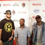 Hip-hop nominees Mt. Olympus.