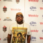 Hip-hop nominee Nice Major.