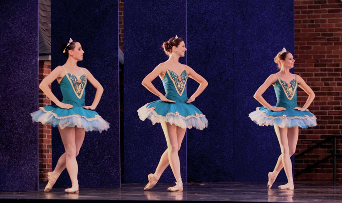 The dancing was first-rate during Ballet Concerto's annual summer program.