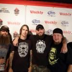 Heavy Metal nominees Sweetooth.