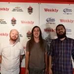 Indie prog-rockers Cleanup.