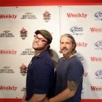 Hard Rock nominees The Dangits.