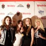 Heavy Metal nominees Tri-County Terror.