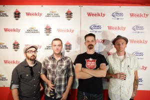 Whiskey Folk Ramblers won for best Americana and Semi-Local Band.