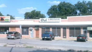 Fred's will be expanding into the space formerly occupied by The Oui Lounge and The Love Shack. Photo courtesy of City Data.