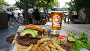 The Bearded Lady's L.U.S.T. burger is well named. Brian Hutson