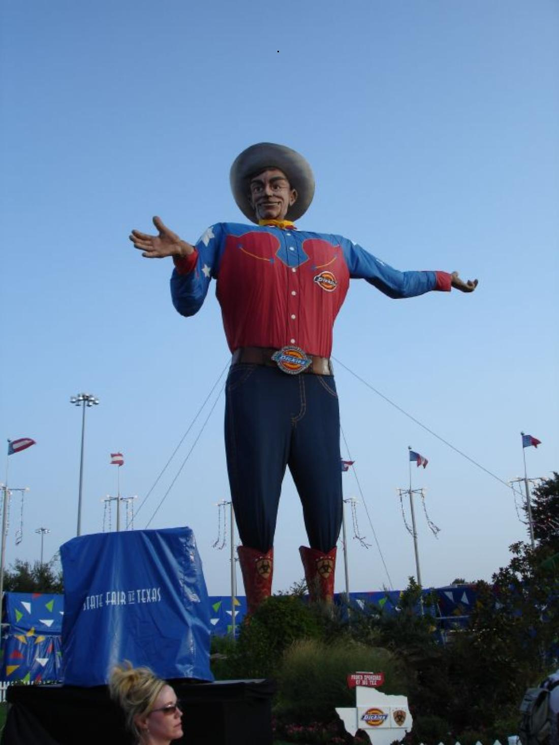 Howdy skinflints big tex donations small fort worth weekly how publicscrutiny Image collections