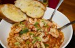 Allie's serves up nontraditional fare such as Cajun pasta. Brian Hutson