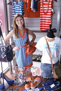 Kyla Merrell discovers some good buys at Uptown Cheapskate. Lee Chastain