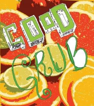 Good Grub cover design winner and Art Institute student, Cathy Lincoln