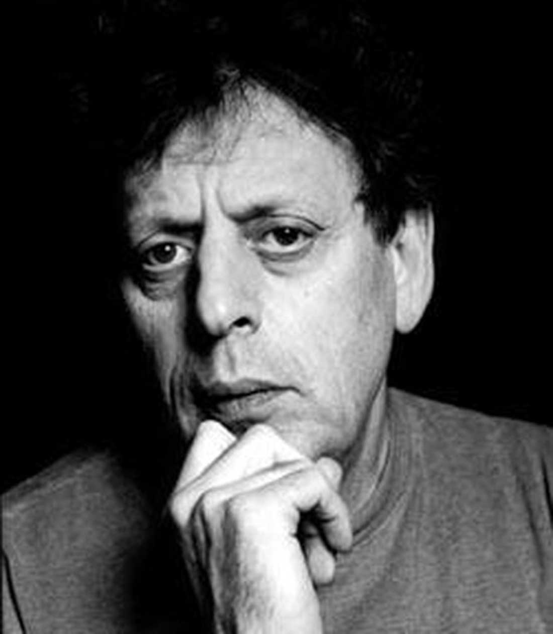 Legendary composer Philip Glass will conduct his ensemble at Bass Hall, Tue.
