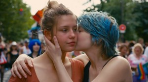 Blue Is The Warmest Color opens Friday in Dallas.