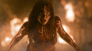 Chloë Grace Moretz wreaks her vengeance on her high-school's senior class in Carrie.