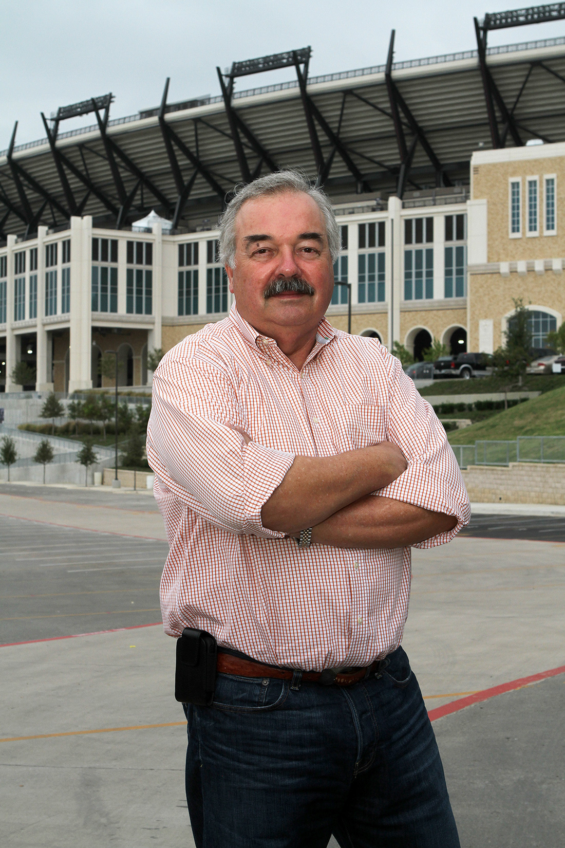 """Billman: """"We're not trying to make TCU look like the bad guys."""" Lee Chastain"""