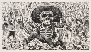 ¡Hombre! Prints by José Guadalupe Posada runs thru April 6 at Amon Carter.