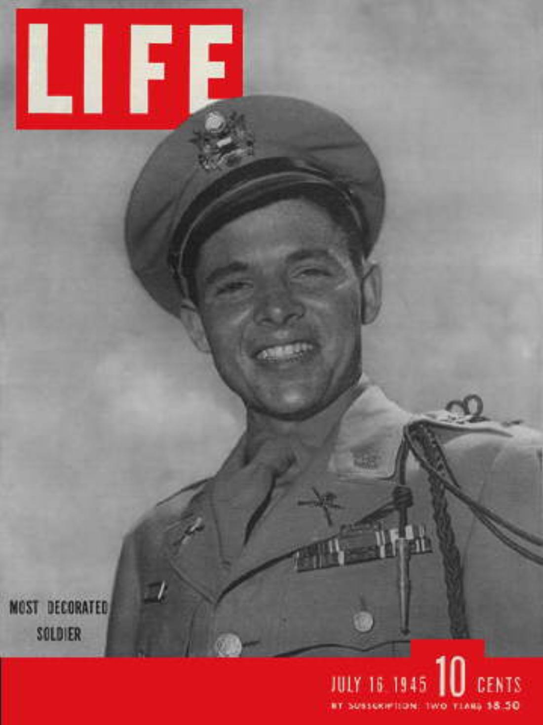 an analysis of audie murohys life story World war ii history will always recall one of its greatest heroes: audie murphy his military exploits and courage were legendary, and became the subject of a hollywood film when he returned to america after the war, murphy found success as an actor and screenwriter.