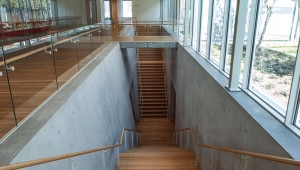 The Kimbell's Renzo Piano Pavilion opens Wed.