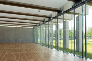Natural light floods the galleries from the side and above. Robert Polidori/Courtesy of the Kimbell Art Museum