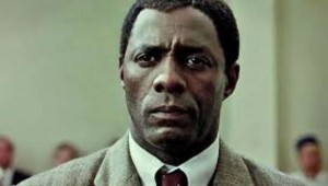 "Idris Elba in ""Mandela: Long Walk to Freedom."""