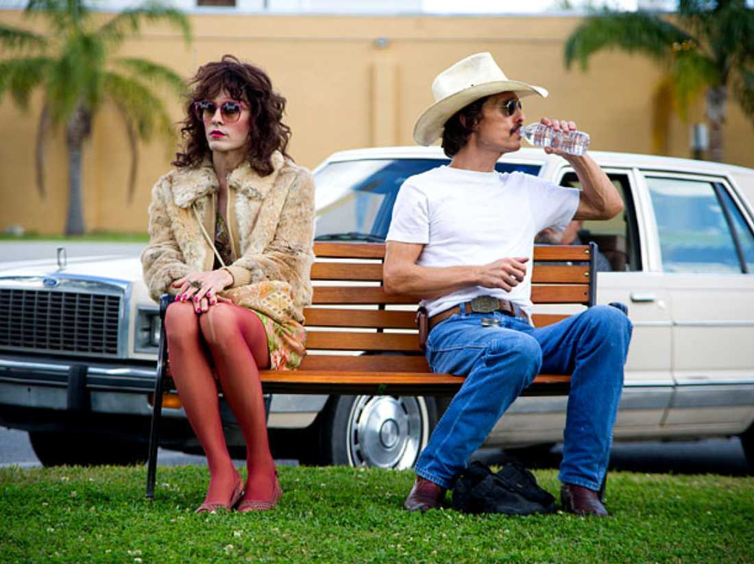 Dallas Buyers Club opens Friday in Dallas.