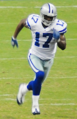 SAM HURD WHILE PLAYING WITH THE COWBOYS (photo per Wikipedia)