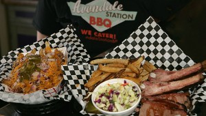 The Haystack and two-meat plate are well worth a trip to Saginaw. Lee Chastain
