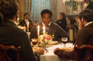 Chiwetel Ejiofor stars in the best film of 2013, 12 Years a Slave.