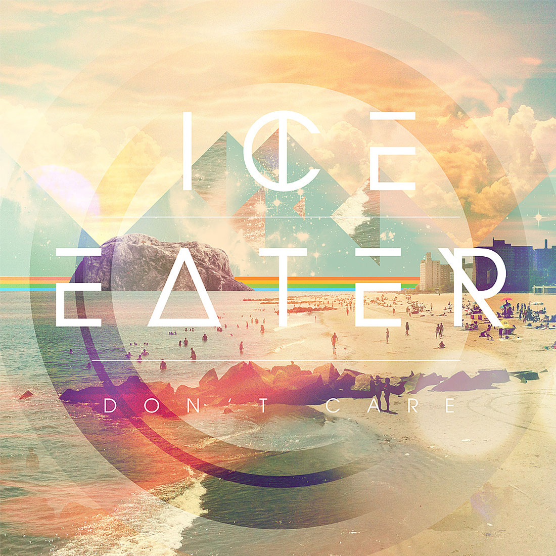 "Ice Eater's Don't Care is a ""welcome chunk of kaleidoscopic international flavor."""