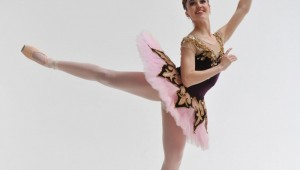 Betsy McBride is a Sugar Plum Fairy in Texas Ballet Theater's production of The Nutcracker.