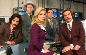 """Anchorman: The Legend Continues"" opens Wednesday."