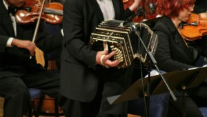 Daniel Binelli is one of the featured musicians at the Latin American Music Festival.