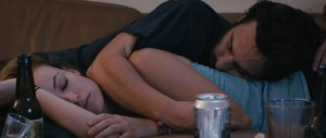 Olivia Wilde and Jake Johnson share a couch and a love of beer in Drinking Buddies.