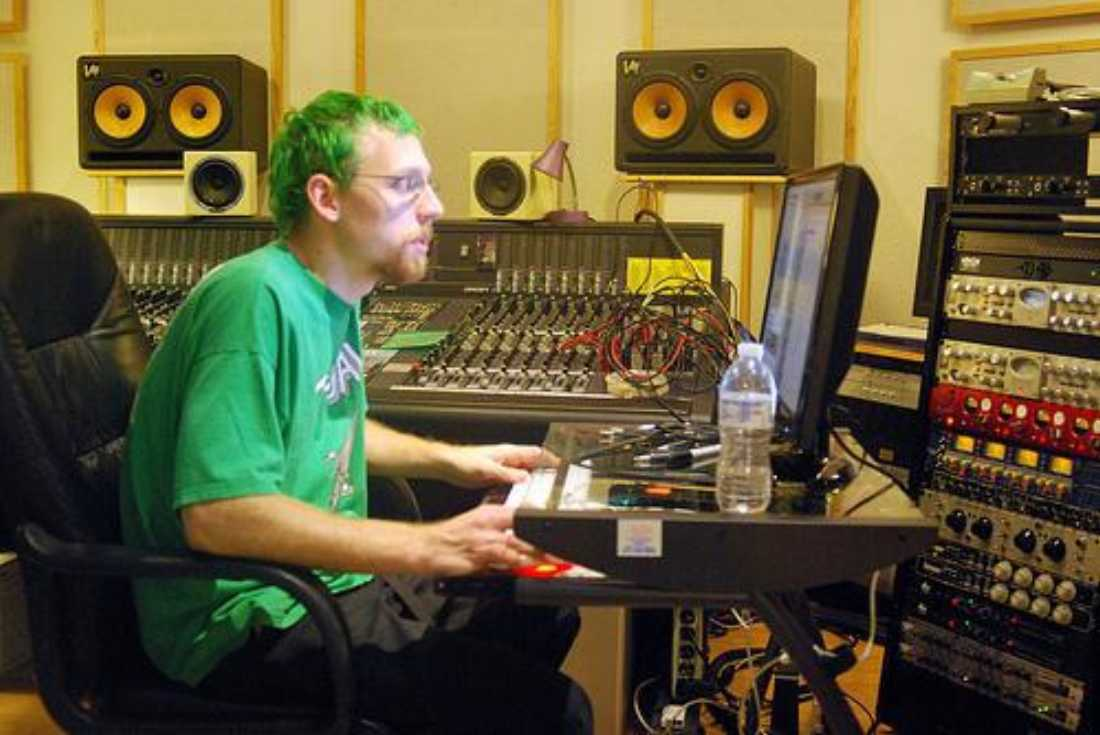 Ben Napier is expanding his Green Audio Productions in town.