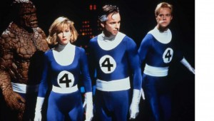 Roger Corman's 1994 Fantastic Four screens at The Grotto Wednesday.