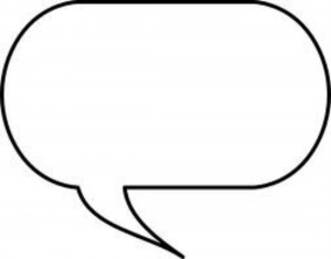 dialogue balloon