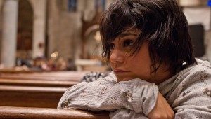 Vanessa Hudgens searches for a purpose in her life in Gimme Shelter.