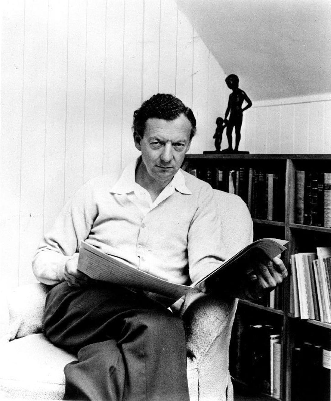 Benjamin Britten's music is showcased at Broadway Baptist Church.
