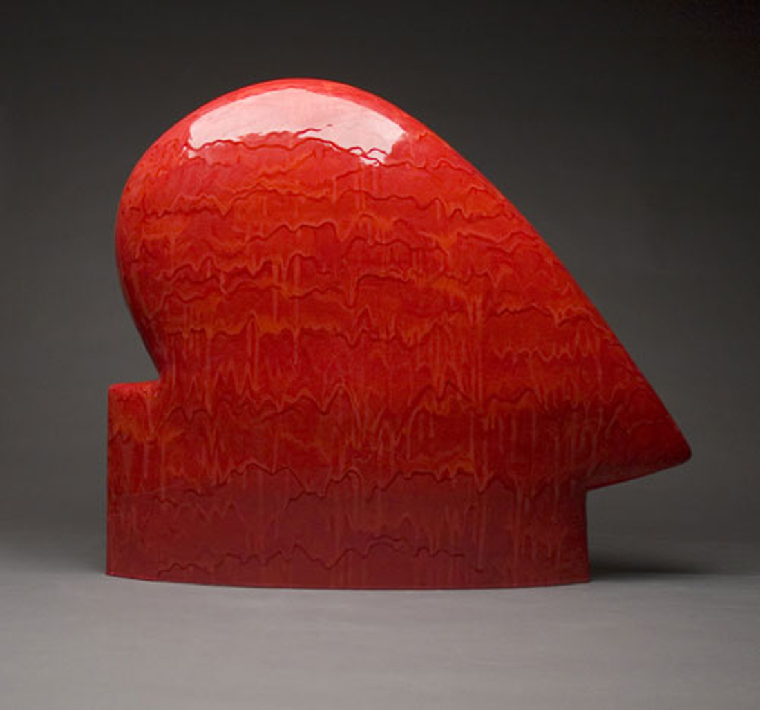 """James Marshall's """"Red #347"""""""