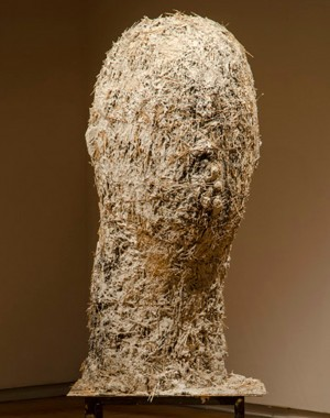"""James Sullivan's """"Head With Rocks in Mouth"""""""