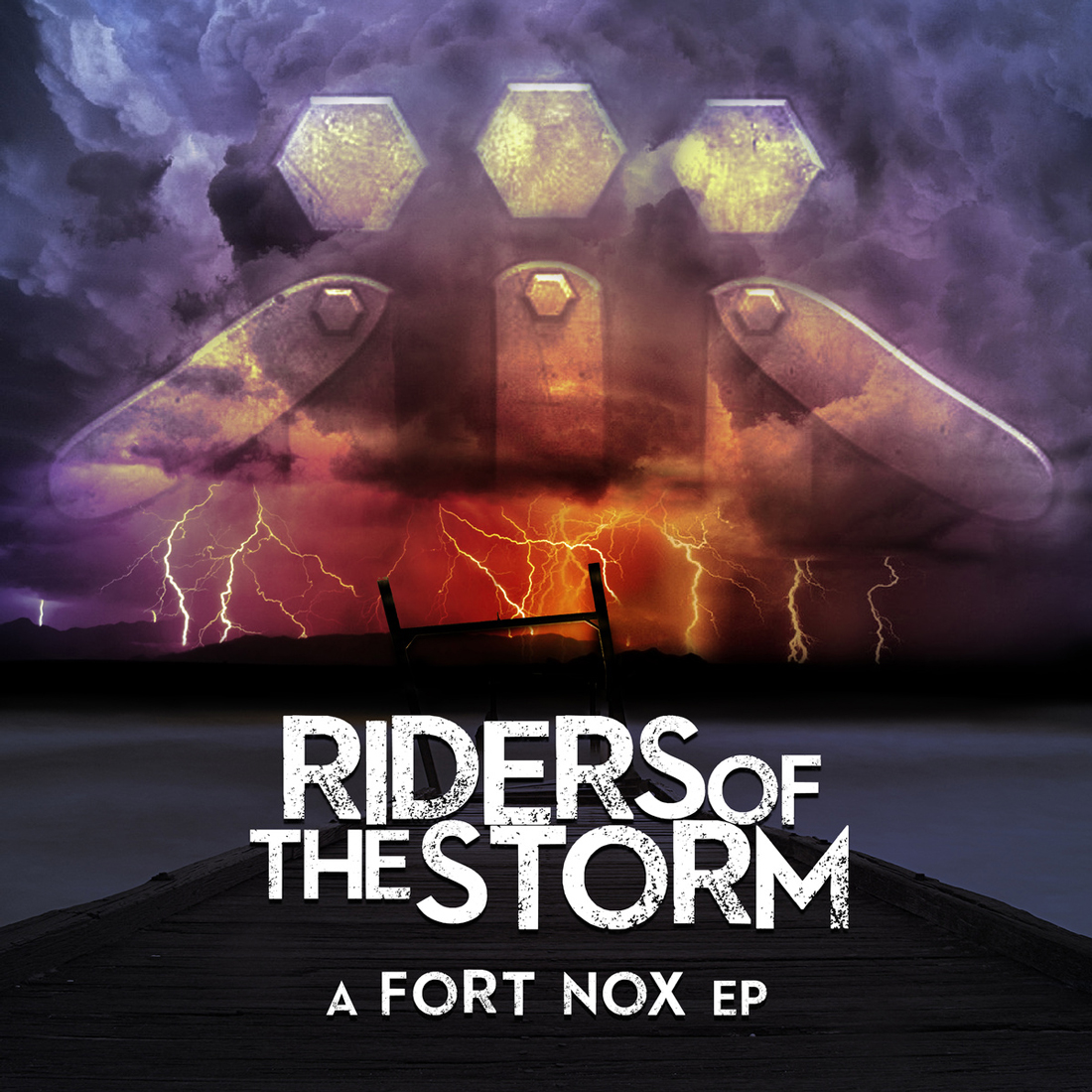 Fort Nox's Riders of the Storm is a master class in authentic rap.