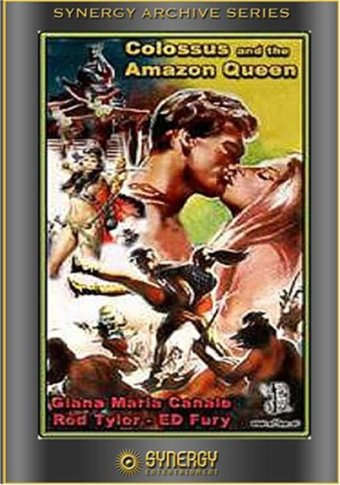 Colossus and the Amazon Queen screens tonight at 10pm at The Grotto.