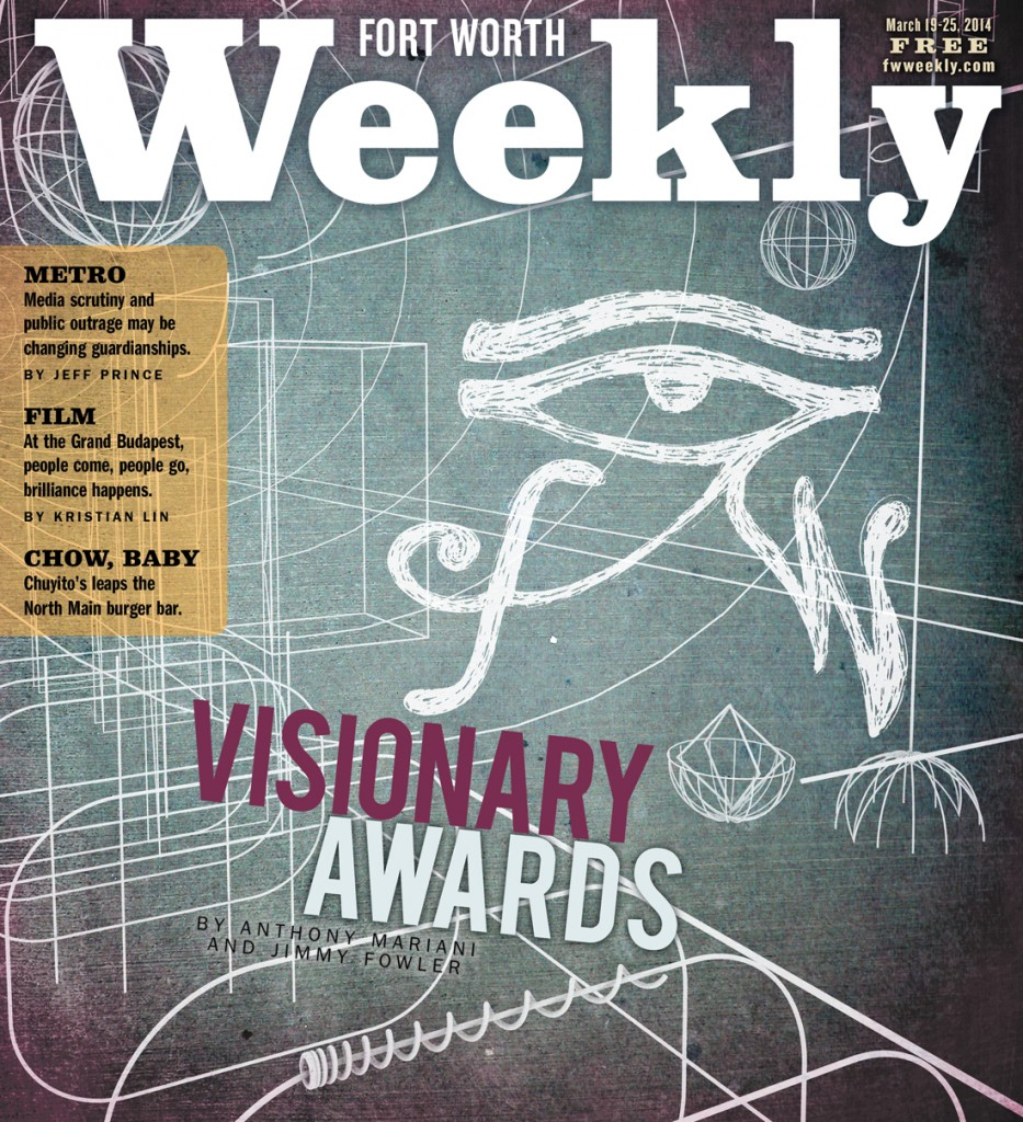 Visionary Awards Moved To Thu, April 17