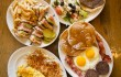 Hearty plates await at Sansom Park Café. Brian Hutson