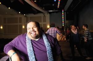 Producer/director Adam Adolfo has brought an urban edge to Fort Worth's theater scene.  Vishal Malhotra