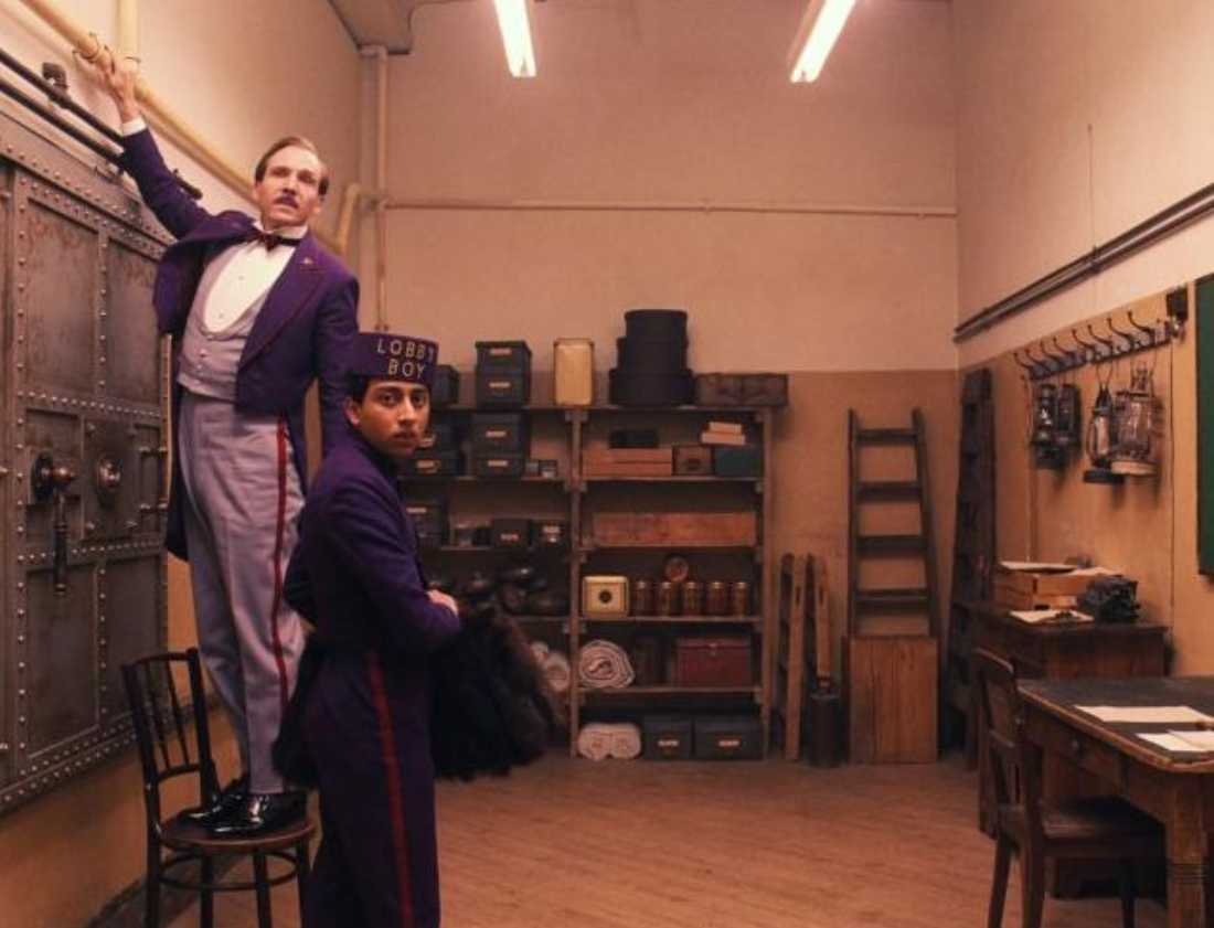 The Grand Budapest Hotel opens Friday in Dallas.
