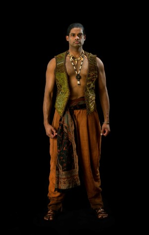 Sean Panikkar stars in The Pearl Fishers at Fort Worth Opera.