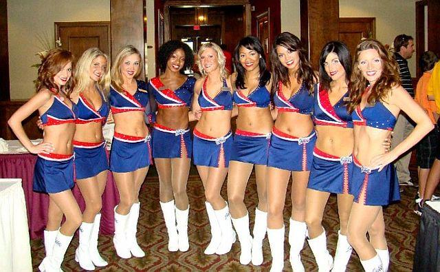 Apologise, Buffalo bills cheerleaders are not